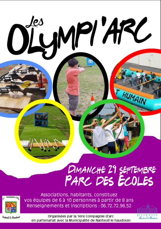 Olympi'Arc 29 septembre